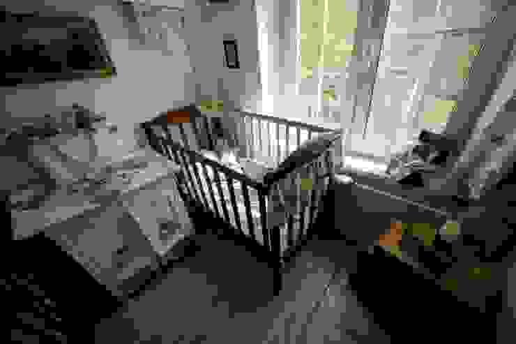 Из однушки в трешку – квартира в Москве Татьяна Апрельская - Бесплатный ремонт! Детская комнатa в классическом стиле