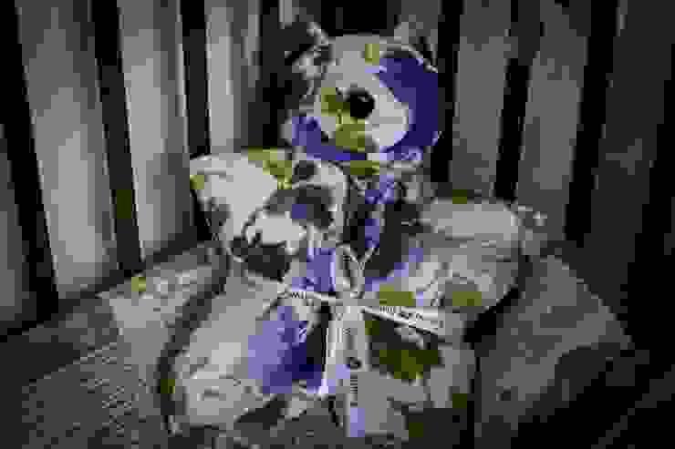 Из однушки в трешку – квартира в Москве Татьяна Апрельская - Бесплатный ремонт! Детская комнатаИгрушки