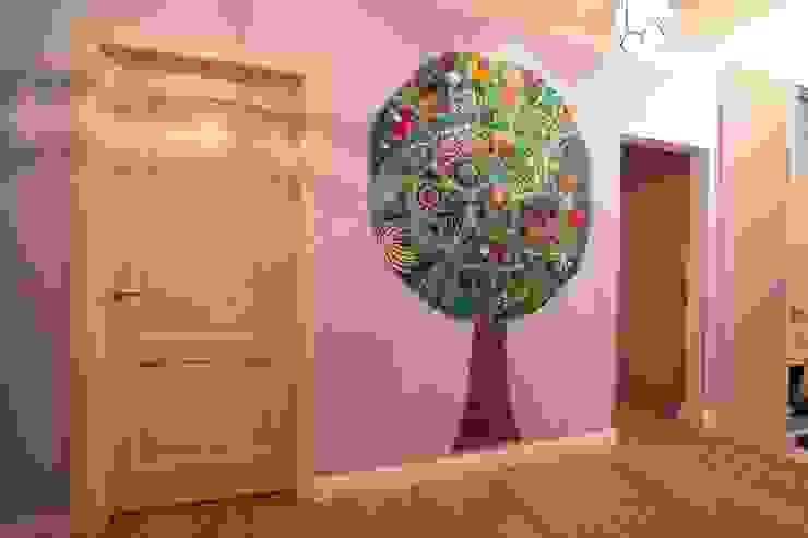 Барельеф Столовая комната в стиле лофт от Семь стекол Лофт
