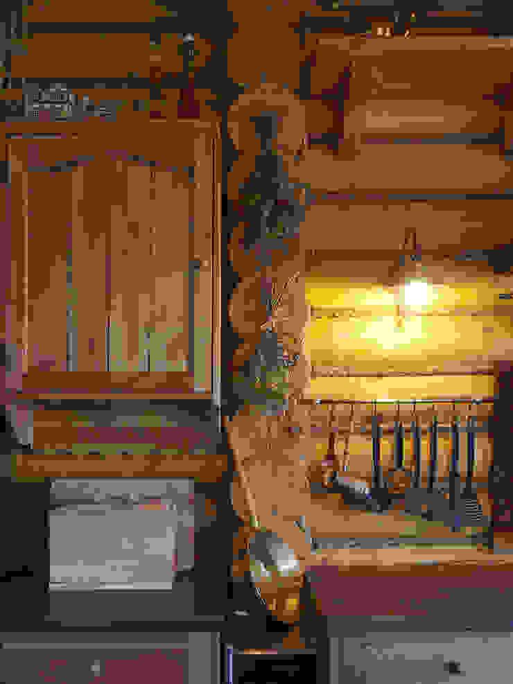Shachebol House Rustik Mutfak Alena Kazimirava Rustik