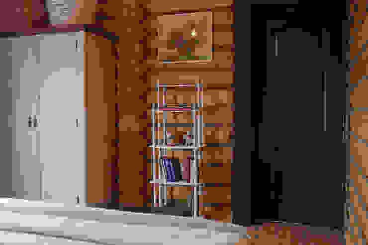 Shachebol House Rustik Yatak Odası Alena Kazimirava Rustik