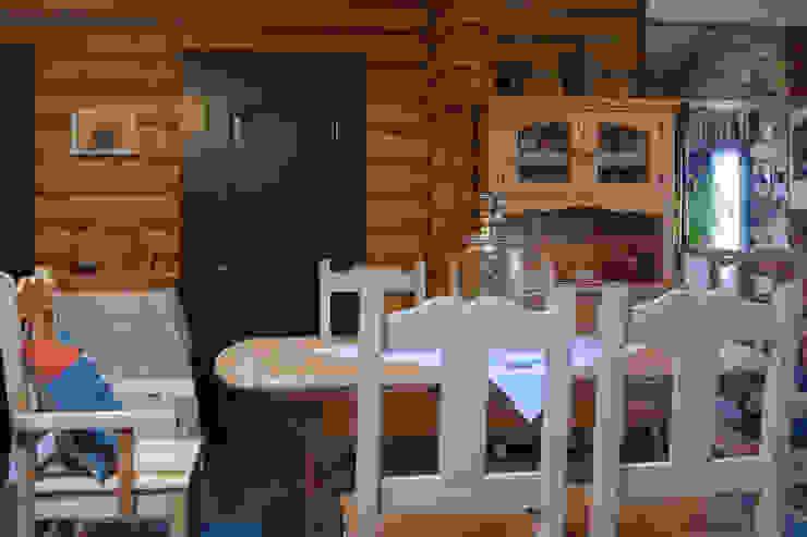 Dining room by Alena Kazimirava