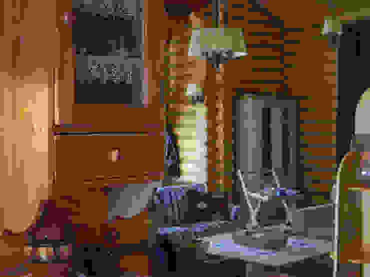 Shachebol House Kırsal Oturma Odası Alena Kazimirava Kırsal/Country