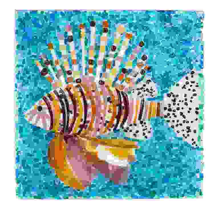 Крылатка от Семь стекол Средиземноморский