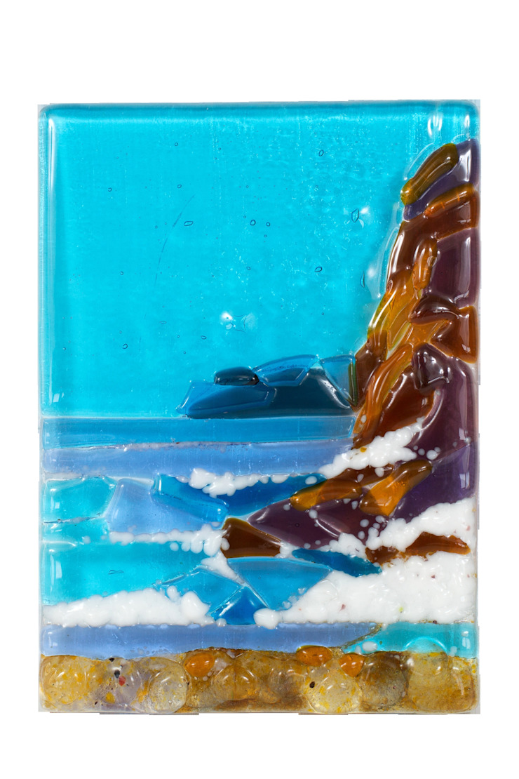 Гора Стены и пол в средиземноморском стиле от Семь стекол Средиземноморский