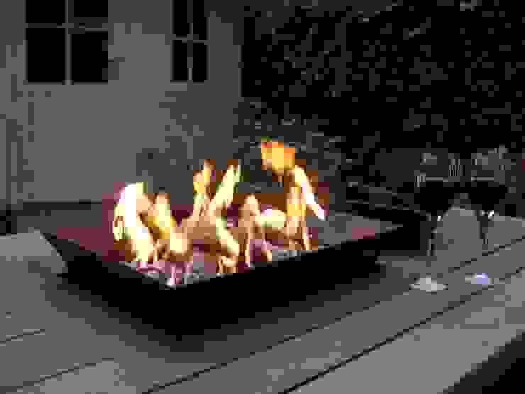 De Vuurtafel JardinCheminées & Barbecues