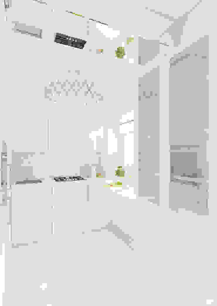 Кухня Кухня в скандинавском стиле от Architectured - мастерская Маргариты Рассказовой Скандинавский