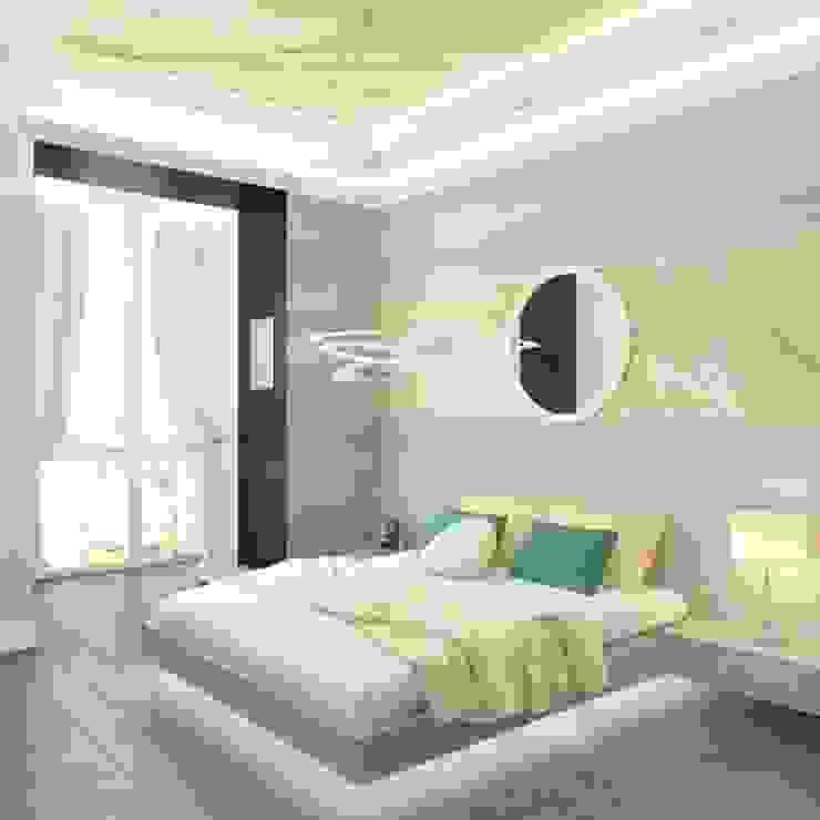 Спальня Спальня в стиле модерн от АрДи Хаус Модерн