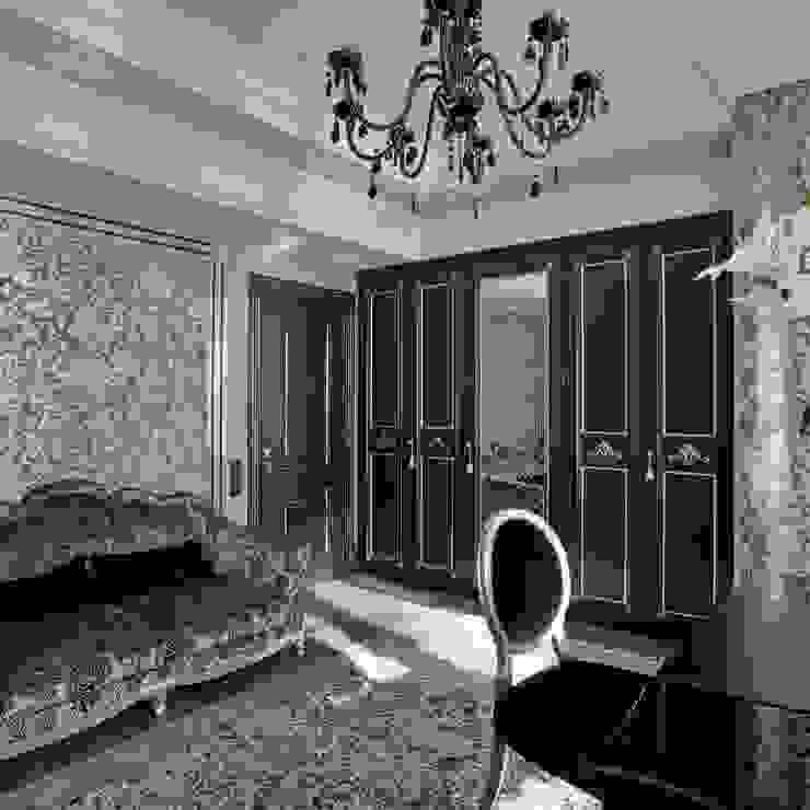 Дизайн проекты и предметы мебели Спальня в классическом стиле от АрДи Хаус Классический
