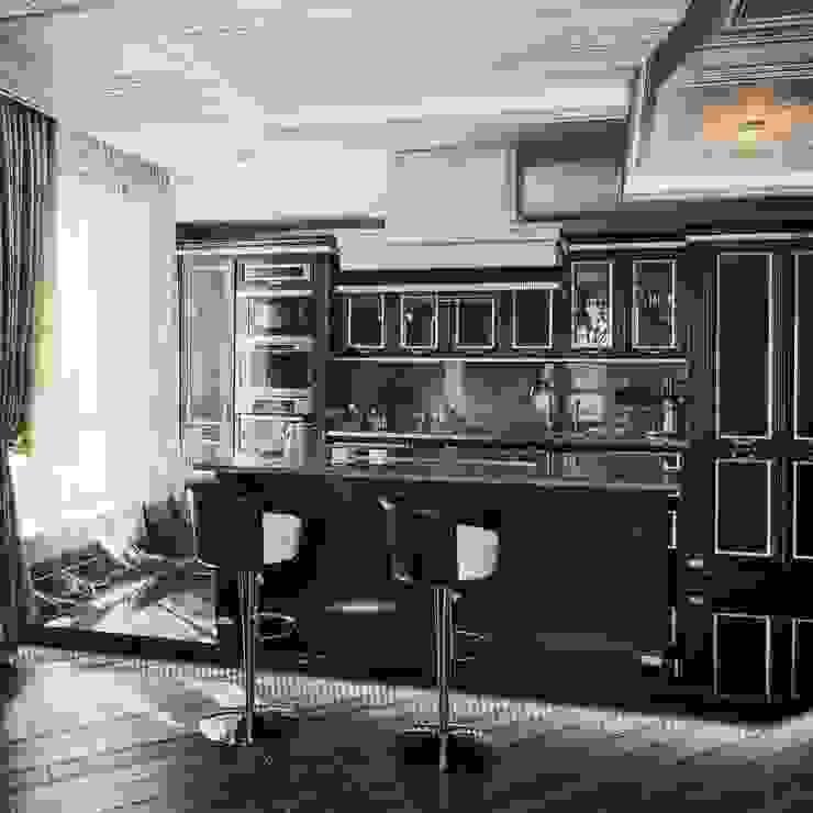 Кухня Патио Кухня в классическом стиле от АрДи Хаус Классический