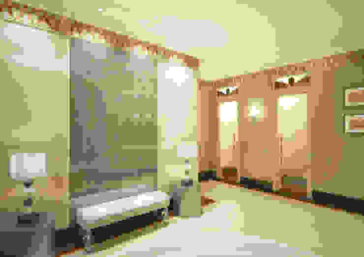 Пентхаус в ЖК Английский квартал FAOMI Ванная комната в эклектичном стиле