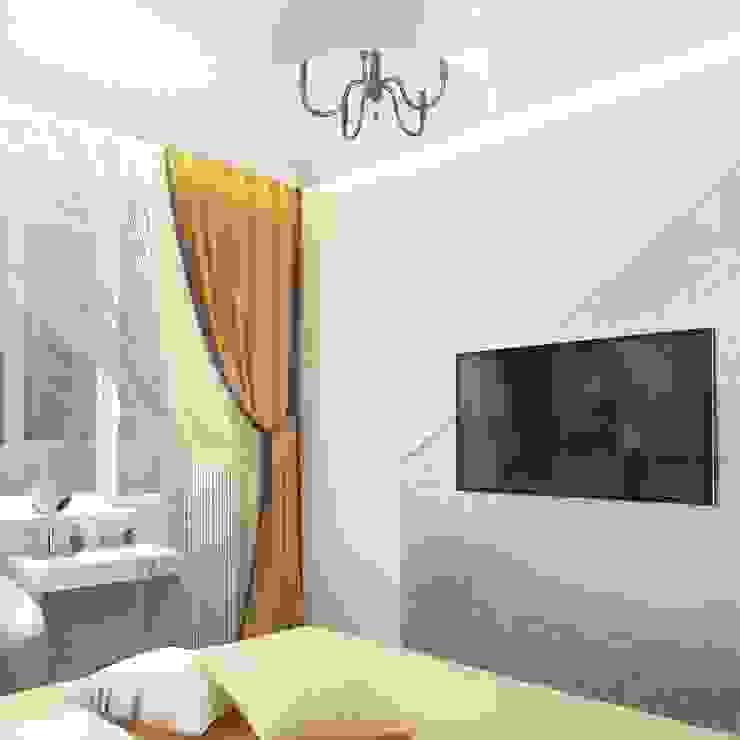 Дизайн проекты и предметы мебели Спальня в стиле модерн от АрДи Хаус Модерн