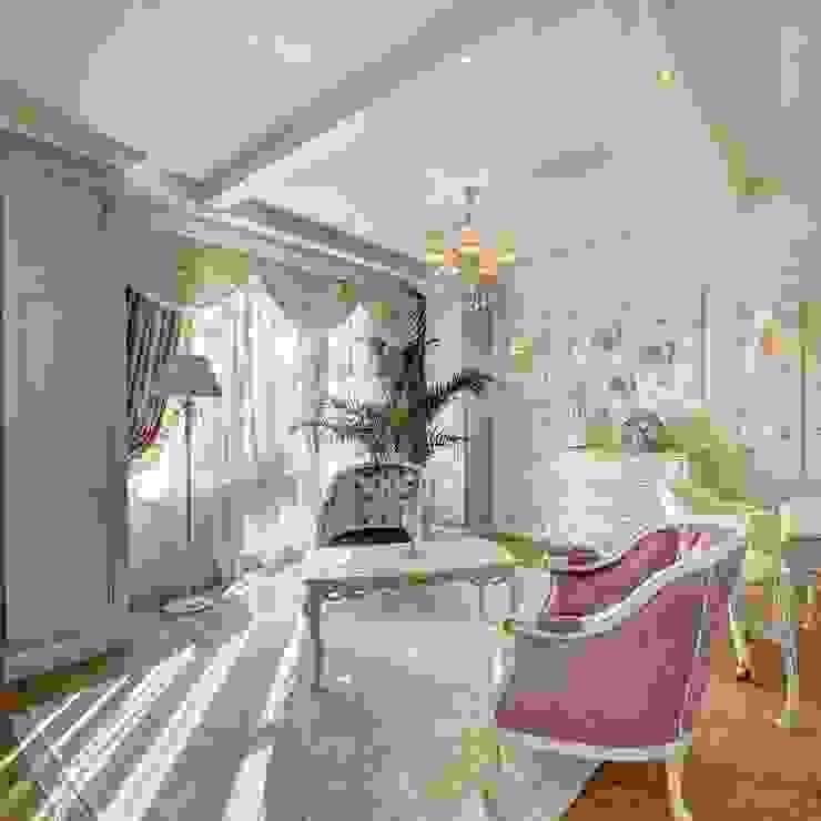 Дизайн проекты и предметы мебели Гостиная в классическом стиле от АрДи Хаус Классический