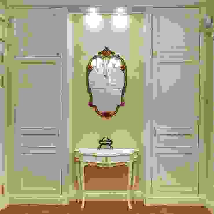 Дизайн проекты и предметы мебели Коридор, прихожая и лестница в классическом стиле от АрДи Хаус Классический