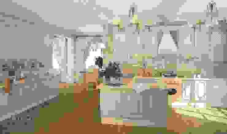 Кухня Патио от АрДи Хаус Классический