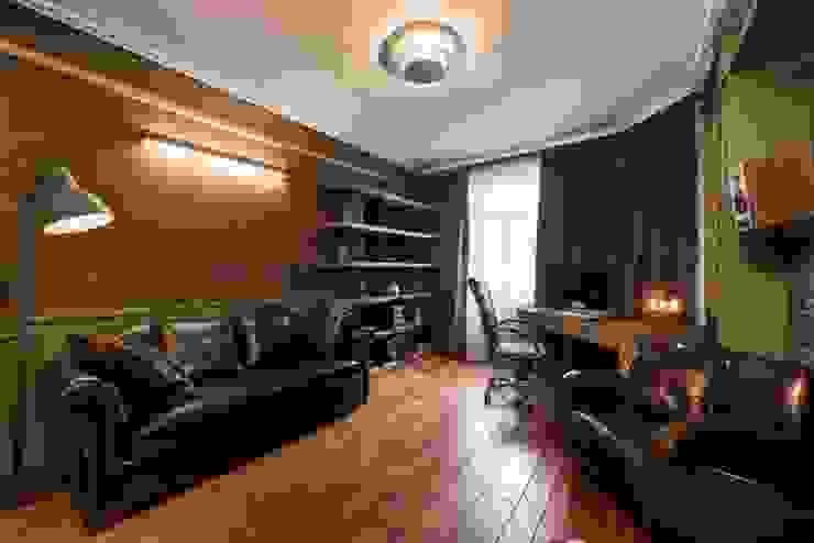 Дизайн проекты и предметы мебели Рабочий кабинет в классическом стиле от АрДи Хаус Классический