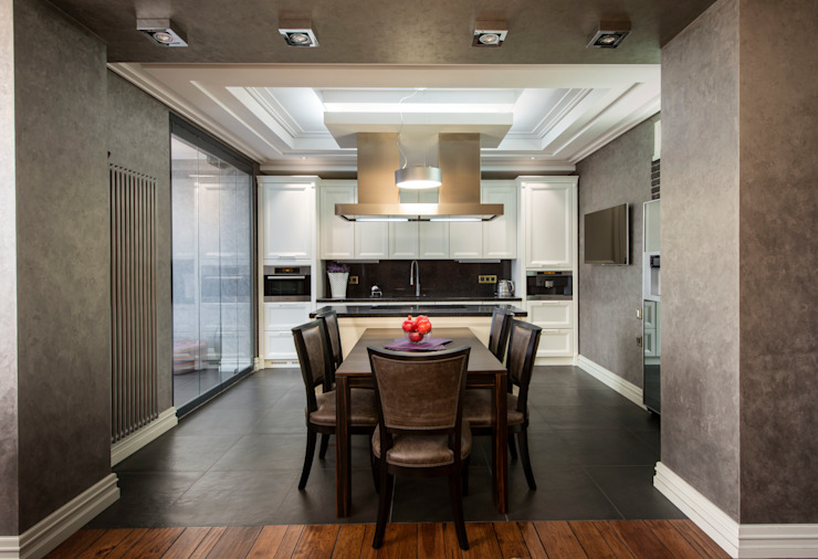 Дизайн проекты и предметы мебели Кухня в классическом стиле от АрДи Хаус Классический