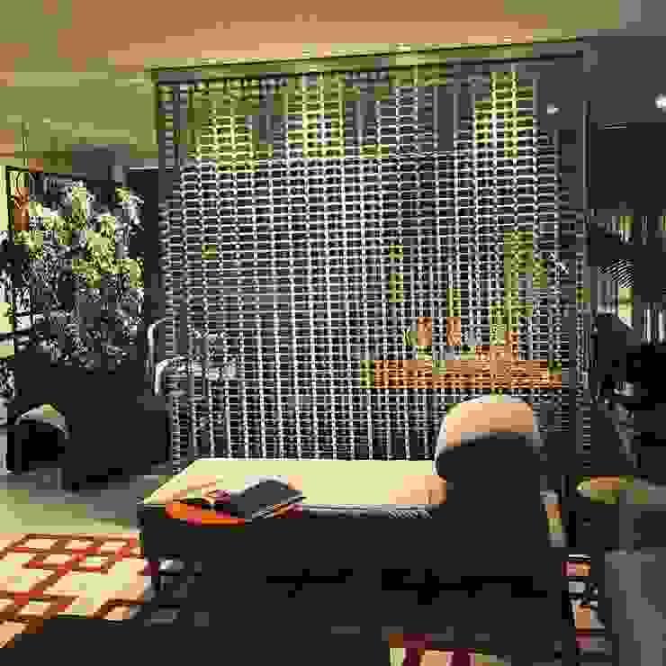 Fabio Pantaleão Arquitetura+Interiores Living roomSofas & armchairs