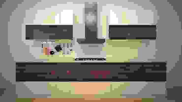 Tricolor : modern  by Classic Kitchen Pvt Ltd,Modern