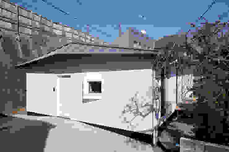 西側外観 オリジナルな 家 の 加藤裕一 / KSA オリジナル