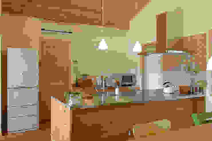 Ausgefallene Küchen von 木の家株式会社 Ausgefallen