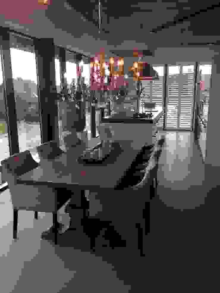 Tinnemans Keukens 現代廚房設計點子、靈感&圖片