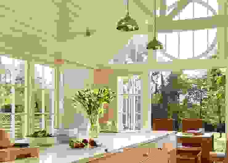 Glazing Modern conservatory by Westbury Garden Rooms Modern