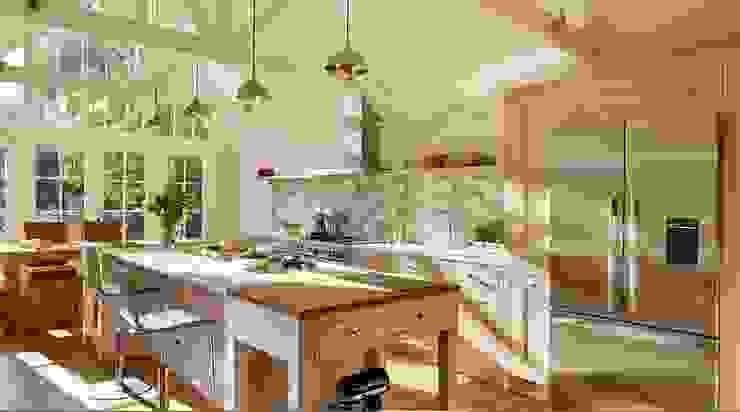 Kitchen interior Зимний сад в стиле модерн от Westbury Garden Rooms Модерн