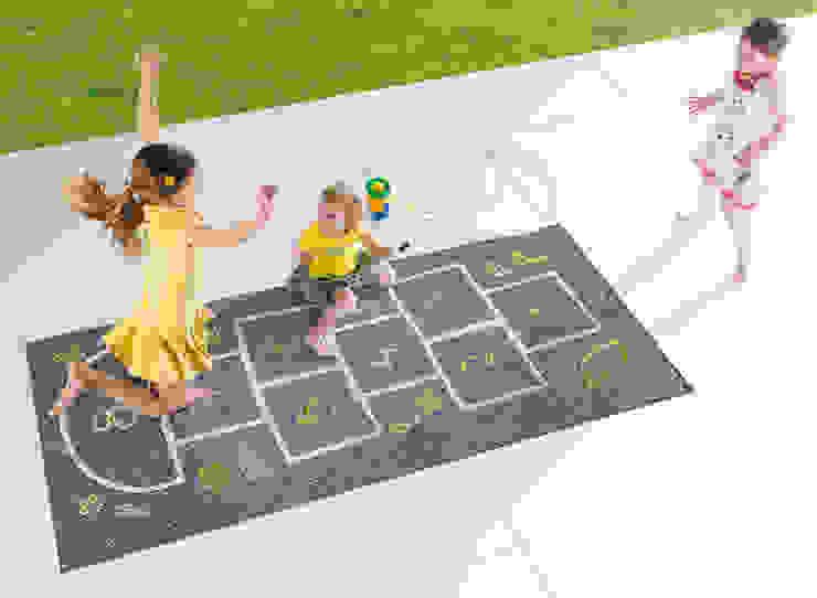 Tapis Outdoor/indoor Marelle par ITAO Industriel