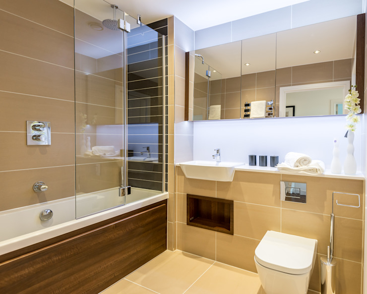 Bathroom In:Style Direct Modern bathroom