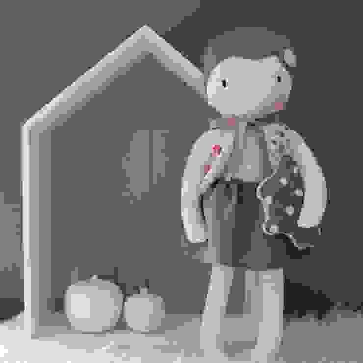 Zolé Nursery/kid's roomToys Cotton Brown