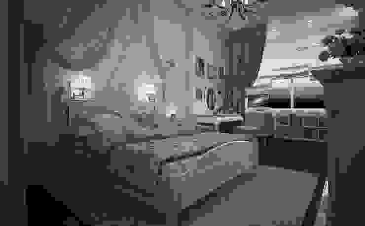 オリジナルスタイルの 寝室 の homify オリジナル