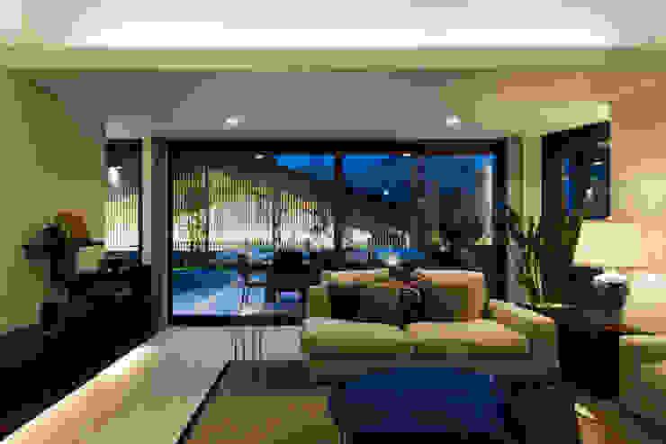 小川真樹建築綜合計画 Modern living room