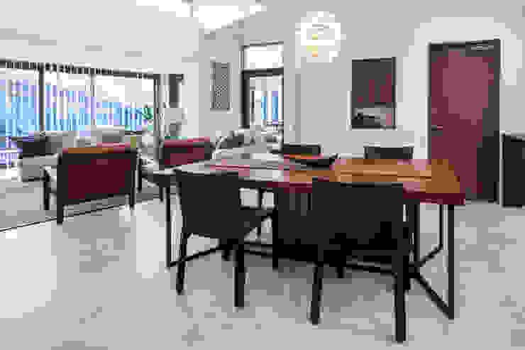 小川真樹建築綜合計画 Modern dining room