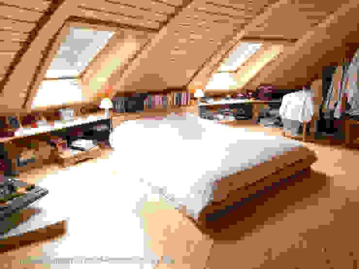 Дома Спальня в стиле модерн от DOMESPACE VOSTOK Модерн