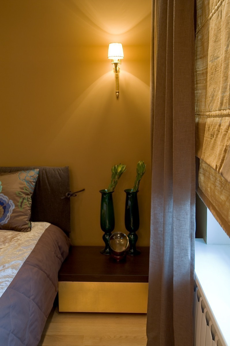 Квартира в Москве от Irina Tatarnikova Эклектичный