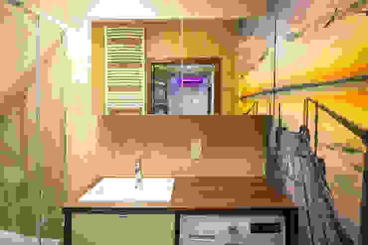 Mieszkanie Młyniec III od Autorska Pracownia Projektowa Joanna Gostkowska-Białek