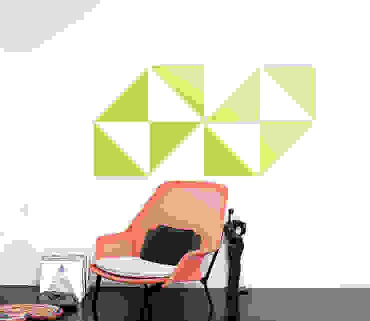 Projekty,  Domowe biuro i gabinet zaprojektowane przez Urban ART Berlin, Minimalistyczny