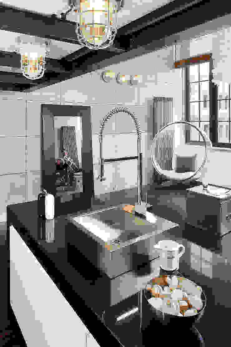 justyna smolec architektura & design Kitchen
