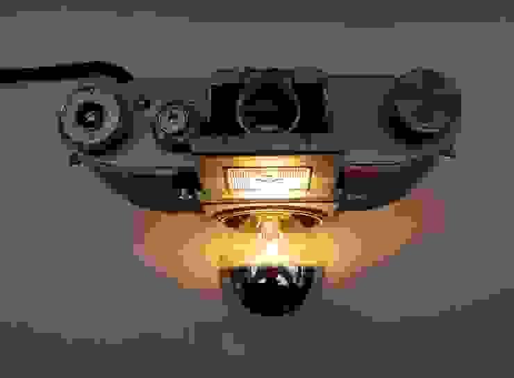 SpiegelreflexLampen: industriell  von LampenSchmiede,Industrial
