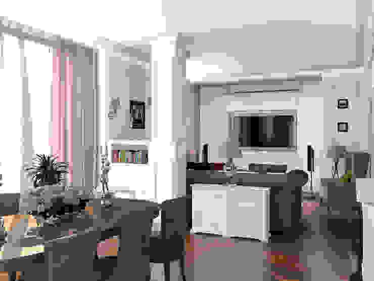 Гостиная Гостиная в стиле модерн от 3designik Модерн