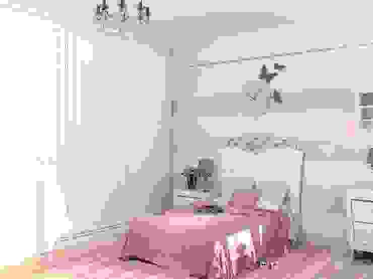 детская комната Детская комната в стиле модерн от 3designik Модерн