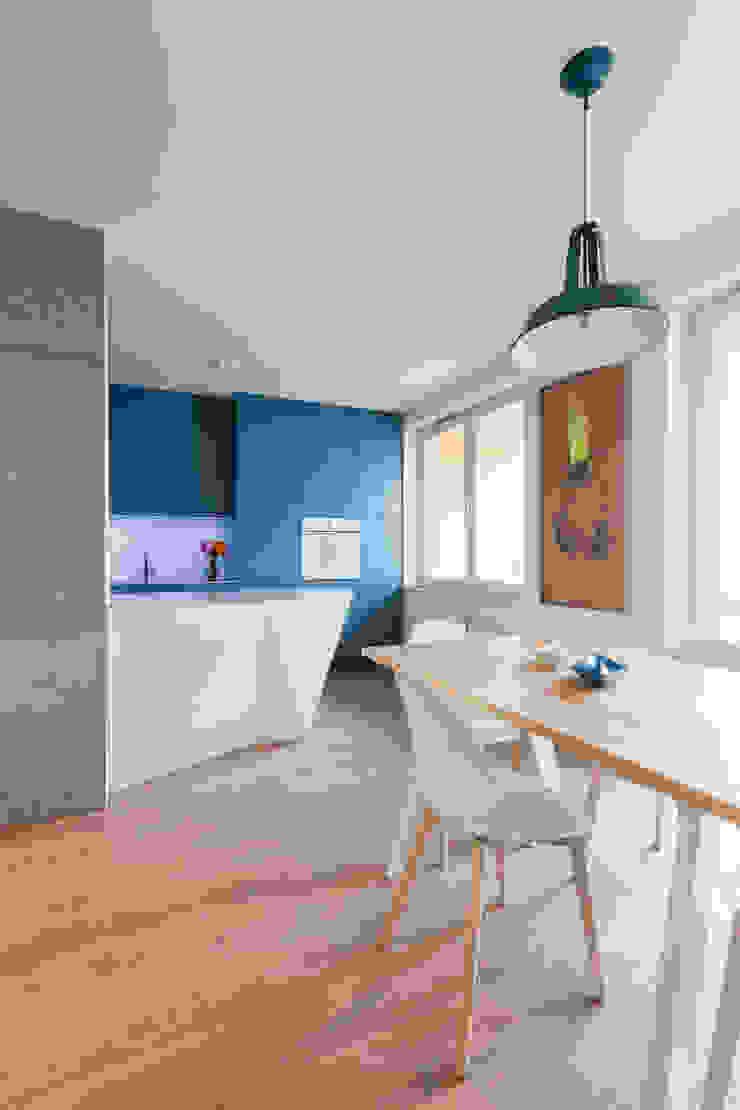 emka unikat:lab Modern Kitchen