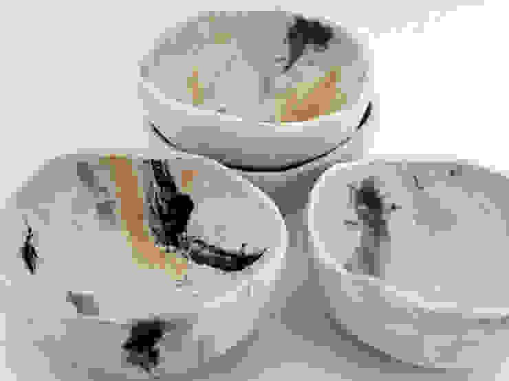Handmade ceramic bowls por Lagrima - Handmade ceramics Escandinavo