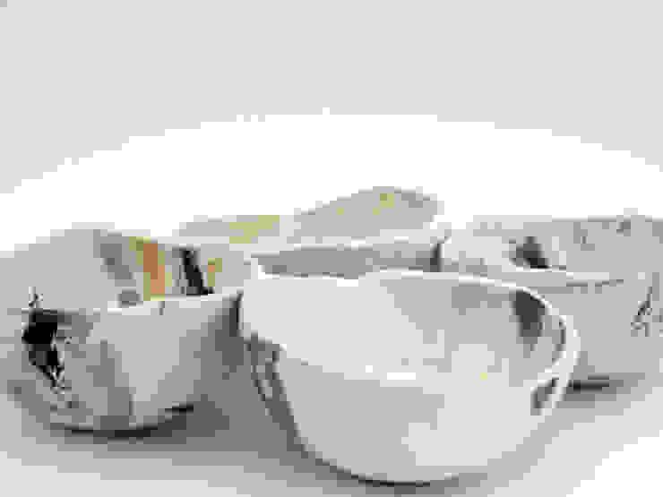 Handmade ceramic bowl par Lagrima - Handmade ceramics Scandinave