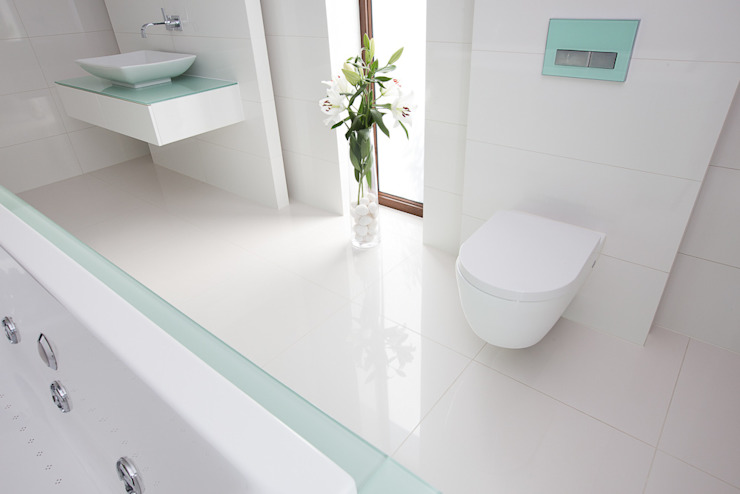 bath tron unikat:lab Modern bathroom
