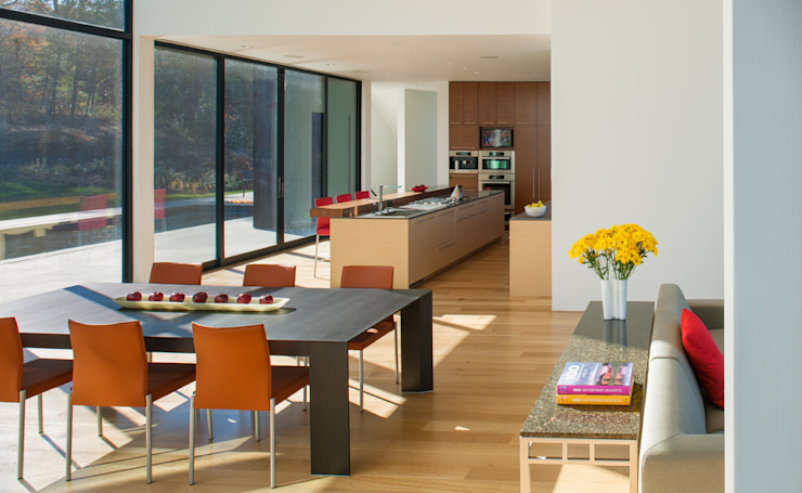 4 Springs Lane Cocinas modernas de Robert Gurney Architect Moderno