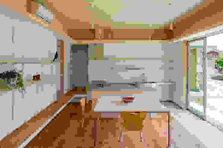 House in Hashie オリジナルデザインの リビング の 矢内建築計画 一級建築士事務所 オリジナル