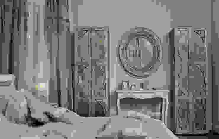 Спальня хозяев: Спальни в . Автор – Мария Бекетова  Света Лапина
