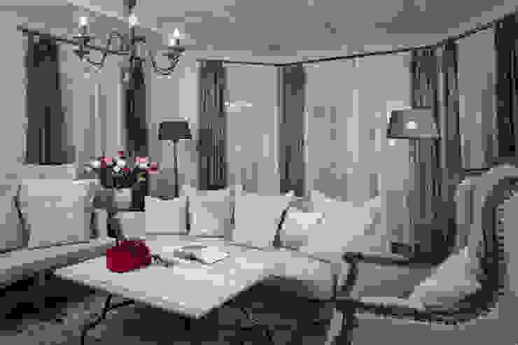 Гостиная Гостиная в стиле кантри от Мария Бекетова Света Лапина Кантри